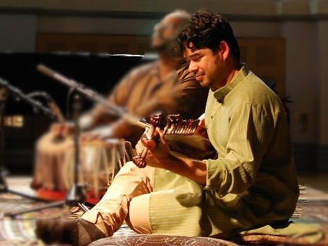 Arnab Chakrabarty in concert