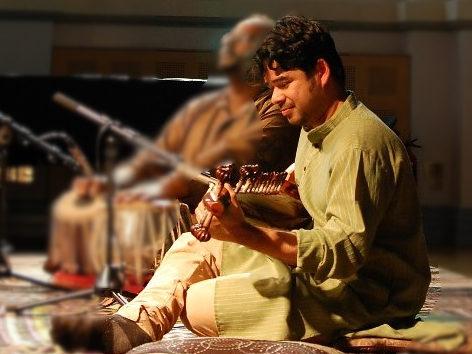 Arnab Chakrabarty in concert
